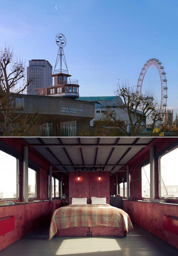 10 однокомнатных отелей, вкоторых отдыхается по-царски