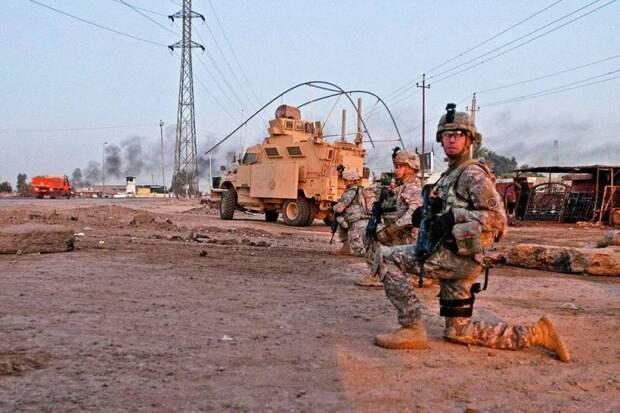 Вслед за ударами ВКС по протурецким боевикам неизвестные атаковали базу США в Сирии