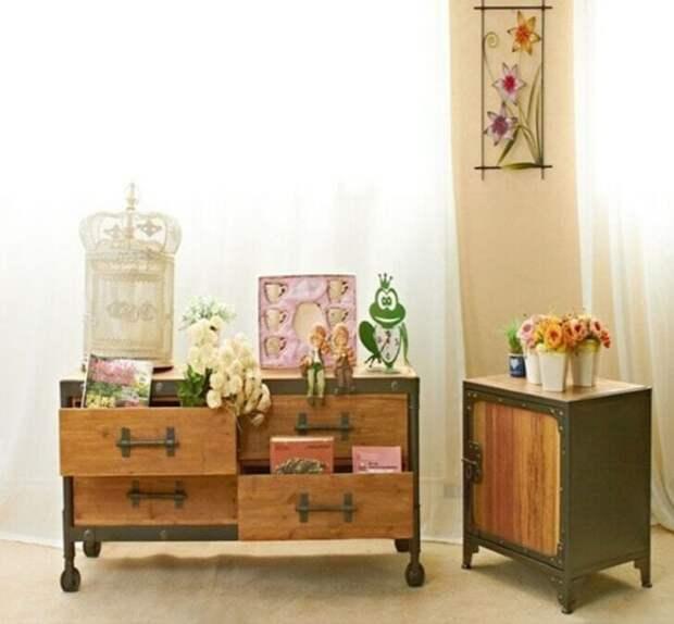 Не спешите покупать новый шкаф: интересные идеи по его обновлению