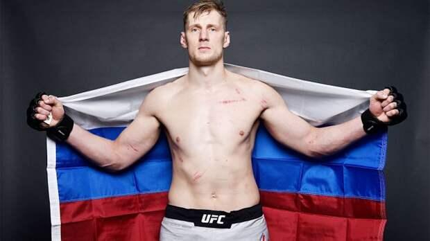 Боец UFC Волков рассказал о травле со стороны псевдо-патриотов России