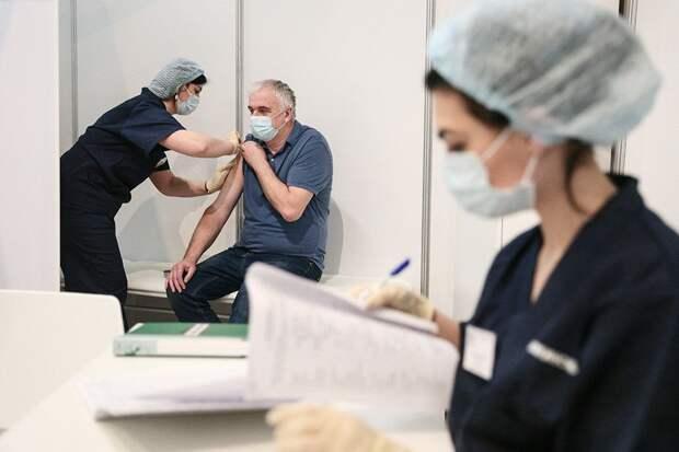 Андрей Воробьев: запись на вакцинацию в Подмосковье выросла в три раза