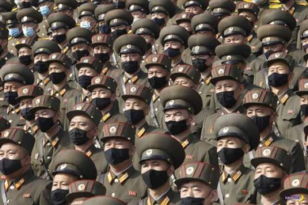 В объективе КНДР — ноябрь 2020