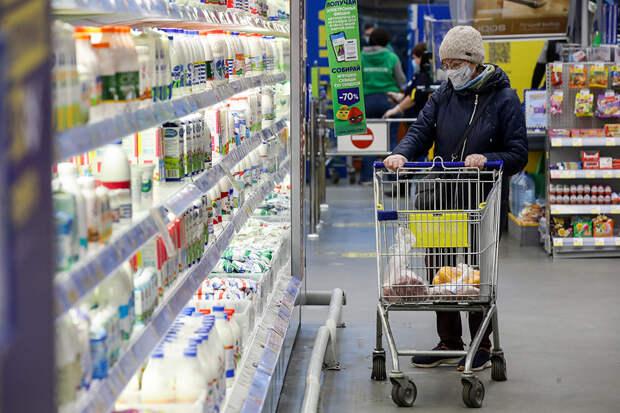 В Минсельхозе оценили, как изменятся цены на продукты в 2021 году