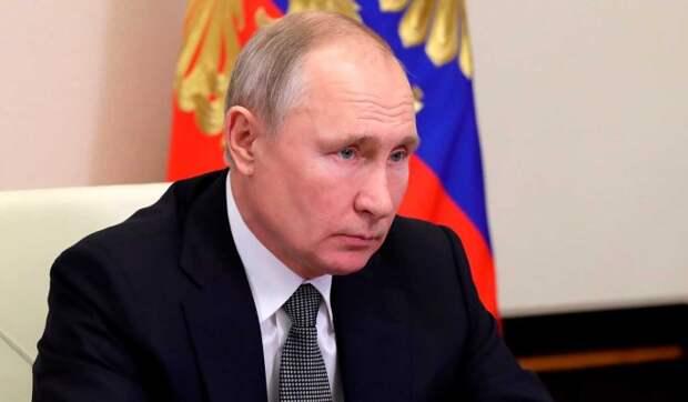"""Путин подумает о присвоении Комсомольску-на-Амуре звания """"Город трудовой доблести"""""""