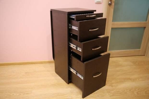Идеи для хранения гладильной доски. Или 10 мест, где можно спрятать гладильную доску, фото № 32