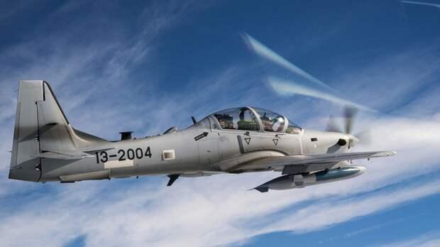 A-29 Super Tucano.