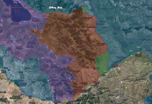 В Карабахе объявят очередное перемирие с 18 октября