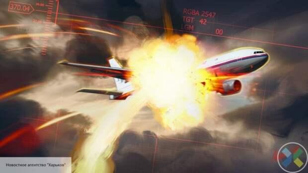 Эксперт Антипов опубликовал фото, разоблачающие ложь Запада по делу MH17 против России