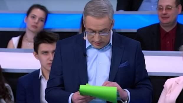 Норкин рассмешил телезрителей анекдотом про Путина и Шойгу