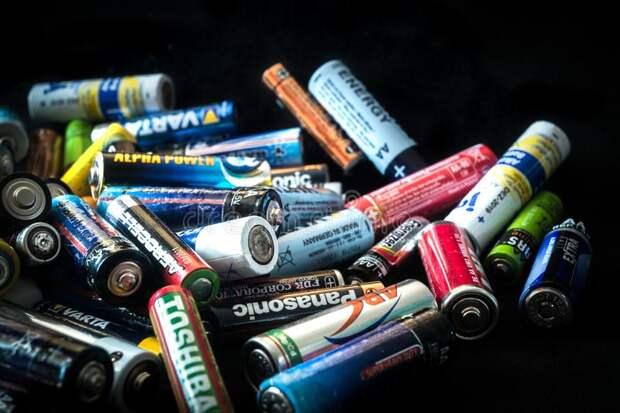 Приём батареек на утилизацию в Петербурге: где находятся пункты приёма и почему батарейки нужно утилизировать в специальных местах