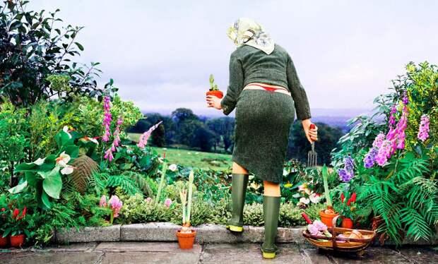 Страх стареющей женщины