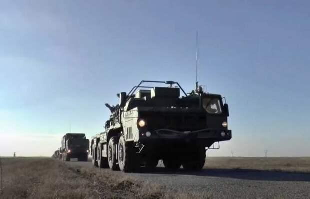 Минобороны получило третий комплект ЗРС С-400