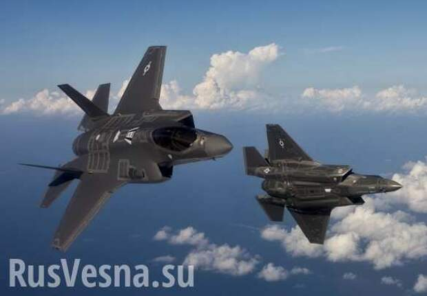 Россия намерена сбивать самолеты ВВС США в Сирии?