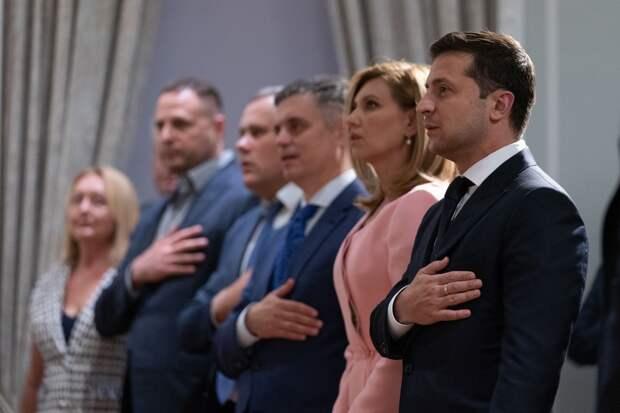 «Слуги народа» уничтожают русский язык