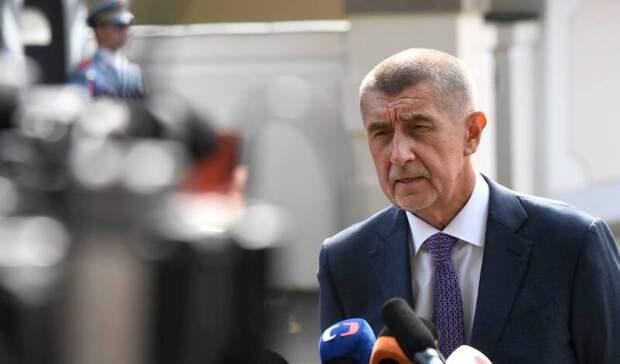 Премьер Чехии отказался считать взрыв на складе во Врбетице нападением РФ