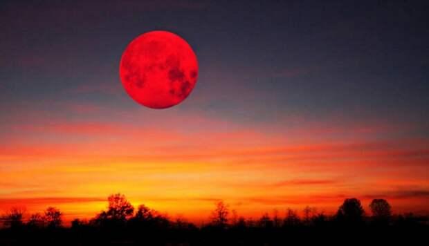 Лунное затмение 23 марта 2016 года: опасения астрологов и экстрасенсов