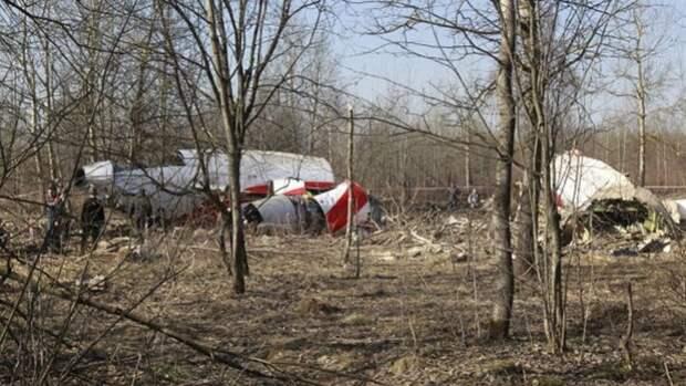 Поляки перепутали Рижский мир с катастрофой под Смоленском