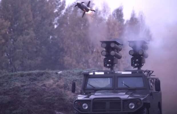 Воздушно-десантные войска первыми полностью перевооружат на ПТРК «Корнет»