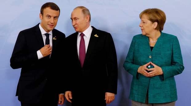 Немцы обоср@лись. Следующие в очереди - французы?