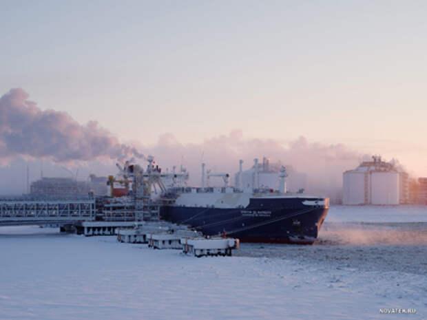 """Финская Wartsila оборудует 10 танкеров СПГ для """"Арктик СПГ 2"""""""