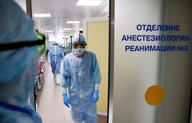 На Кубани скончались шесть ковид-пациентов