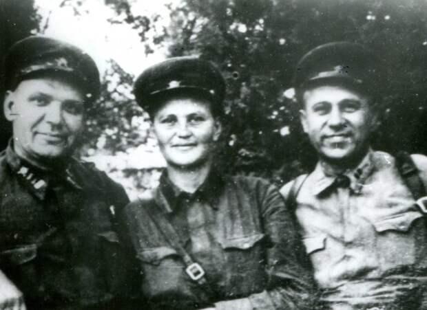 Мария Байда: разведчица, которая убила прикладом 4 немцев