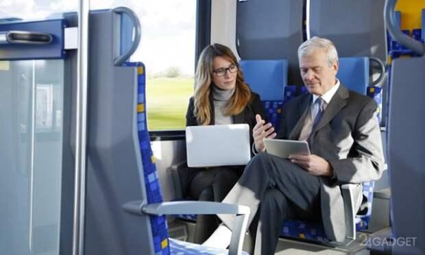 Пассажиры российских самолетов и поездов получат высокоскоростной выход в интернет