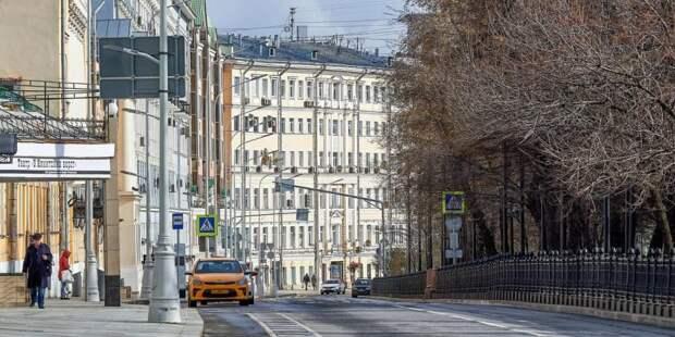 Наталья Сергунина: познавательный онлайн-марафон «День реставрации» пройдет в Москве 26 декабря. Фото: М.Денисов, mos.ru