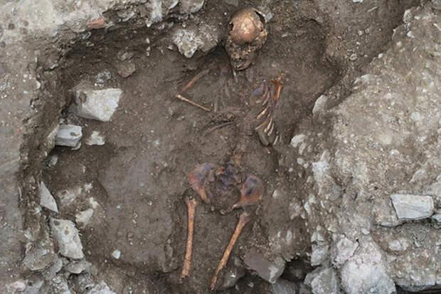 Самые жуткие археологические находки