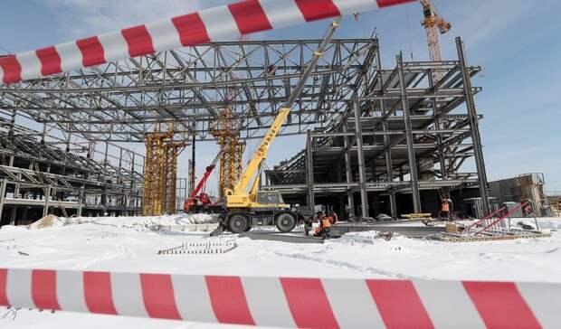 В2023 году будет сдан вэксплуатацию Дворец водных видов спорта вЕкатеринбурге
