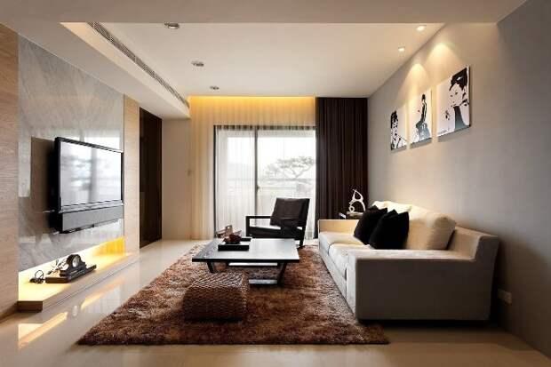 Стиль модерн в интерьере квартиры: фото, интересные идеи (73 фото)