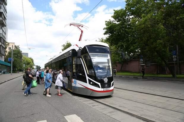 Трамвайное депо на улице Твардовского закроют шумозащитным экраном