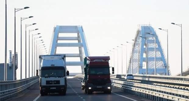 Украина пожалуется в ООН на Крымский мост