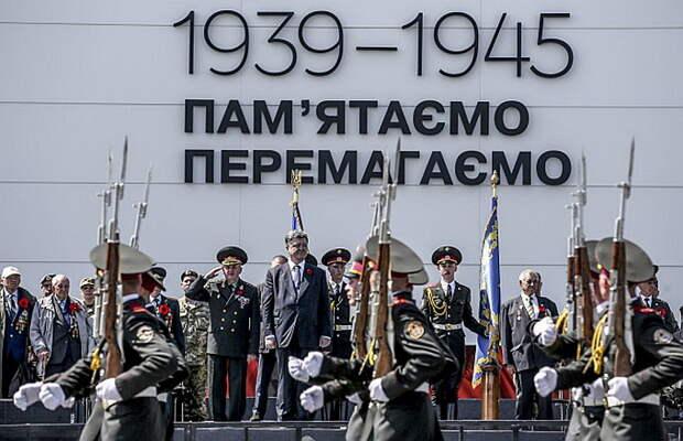 Смелое выступление киевского журналиста: Режим Порошенко врёт о Дне Победы