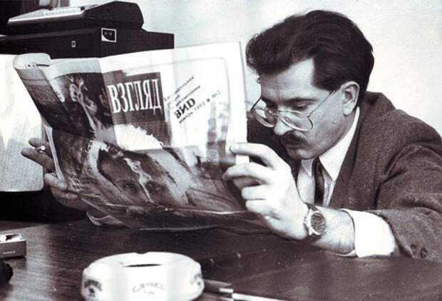 Владислав Листьев. wikipedia