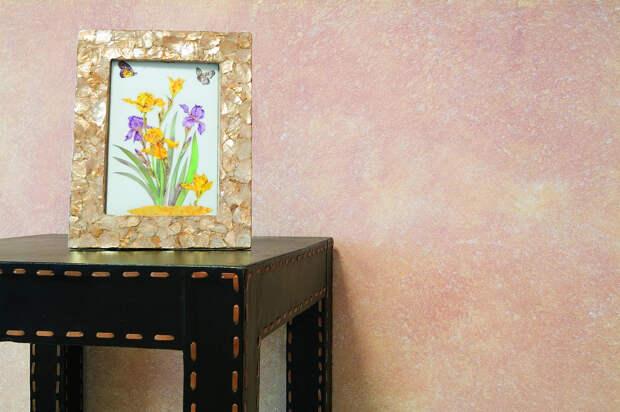 Декоративная краска для стен — актуальное и стильное покрытие для дома (58 фото)