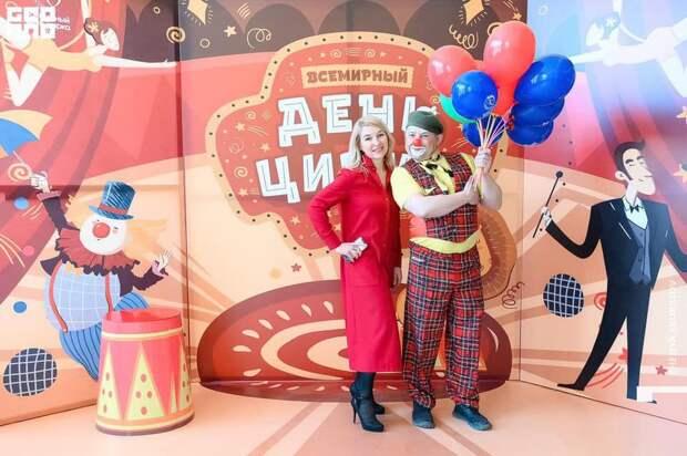 Руководство Росгосцирка уволило директора Иркутского цирка по статье