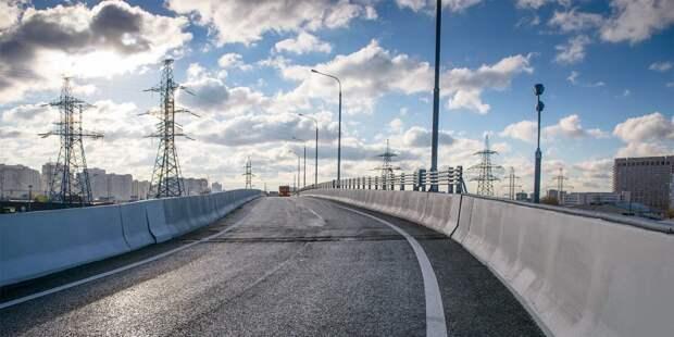 Проект развязки на пересечении МКАД с Алтуфьевским шоссе утвердили — Москомархитектура