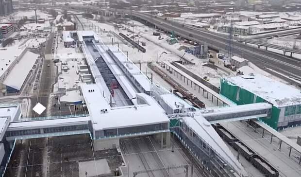 Впервые за последние 100 лет в Москве появится новый вокзал
