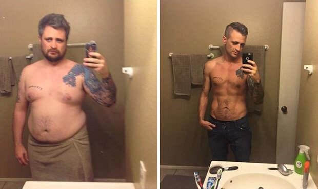 4. - 50 кг за 1 год похудение, результат