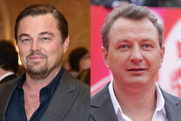 Как выглядят российские и западные мужчины в 45+ ?