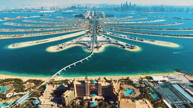 Город будущего Дубай: особенный маршрут
