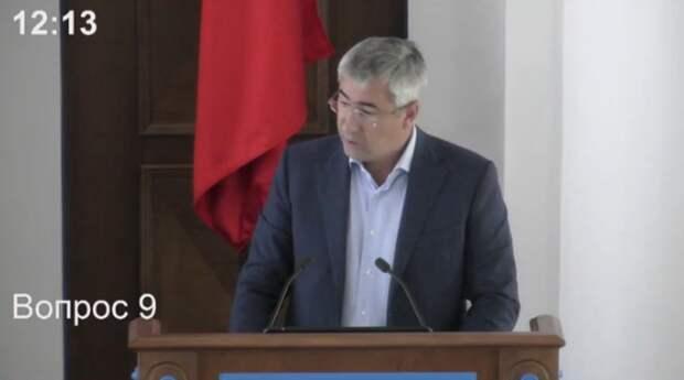 В Севастополе выбрали бизнес-омбудсмена