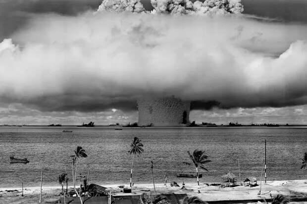 Бомба на основе изомера гафния: самая большая ошибка в истории науки