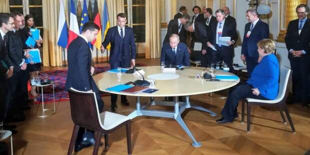 России не известно о встрече «нормандской четверки»