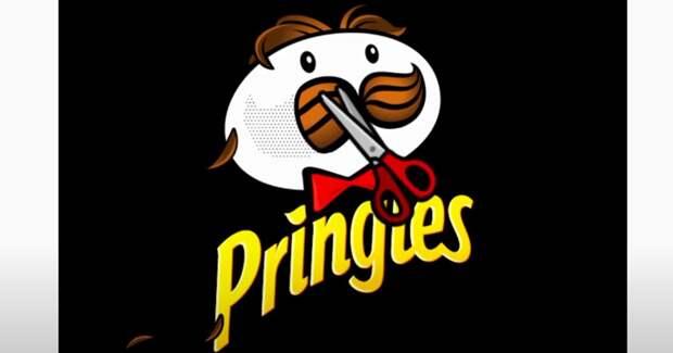 Pringles отказался от усов вслед за Полковником Сандеросом