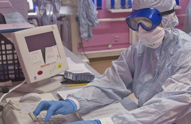 Суточный прирост коронавирусных больных в РФ превысил 9 тысяч человек