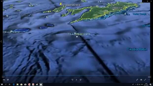 Некоторые острова архипелага Фиджи буквально сидят на Стене.