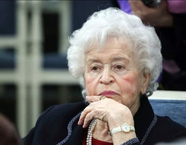 Скончалась президент Пушкинского музея Ирина Антонова - коронавирус не пощадил и её