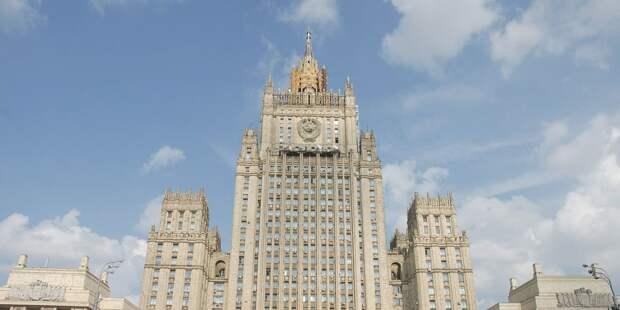 Представители РФ и Германии обсудили двусторонние вопросы